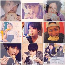 いっぱい食べる君が好きの画像(桐山照史 食に関連した画像)