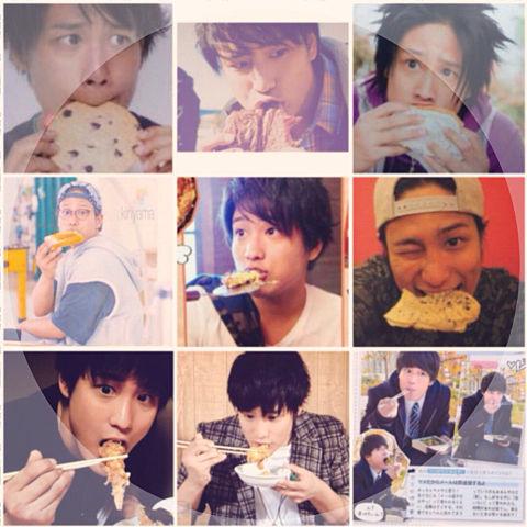 いっぱい食べる君が好きの画像 プリ画像