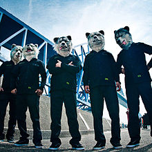 MAN WITH A MISSION プリ画像