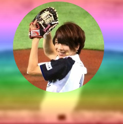 野球好き岩橋の画像(プリ画像)