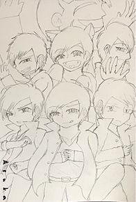 喧嘩×能力松の画像(ケンカに関連した画像)