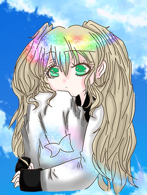 ♡血界戦線 ホワイト描いてみた♡の画像(プリ画像)