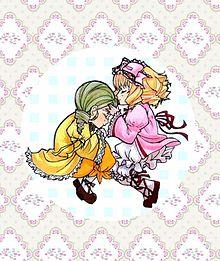 金糸雀/雛苺の画像(薔薇乙女に関連した画像)