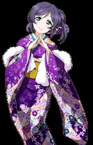 ラブライブ!μ's 着物初詣の画像(絢瀬絵里/東條希/矢澤にこに関連した画像)