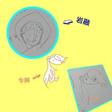 久々(落書き)の画像(岩融に関連した画像)