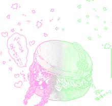 甘露寺蜜璃 マカロンの画像(ロンに関連した画像)