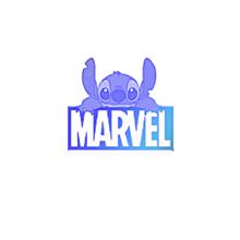 MARVEL スティッチ プリ画像