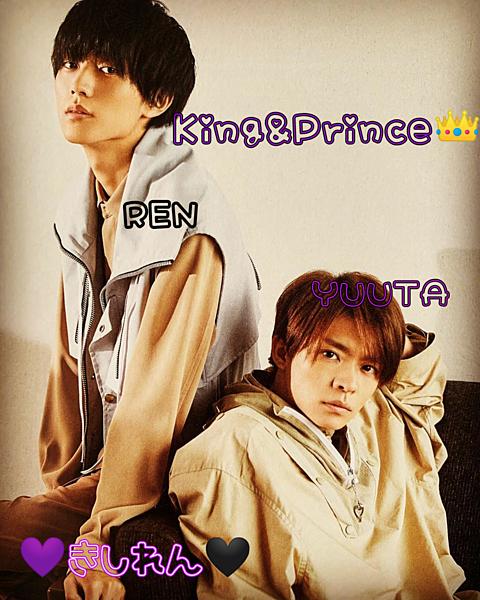 King&Prince👑     きしれんの画像(プリ画像)