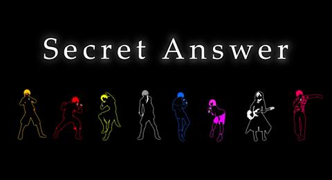 secret answerの画像(プリ画像)