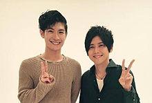 三浦さん&梶さんの画像(プリ画像)