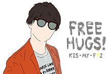 FREE HUGS! 玉森くん プリ画像