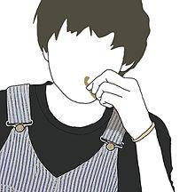 廉くんの画像(#線画に関連した画像)