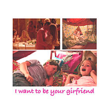 I want to be your girlfriend