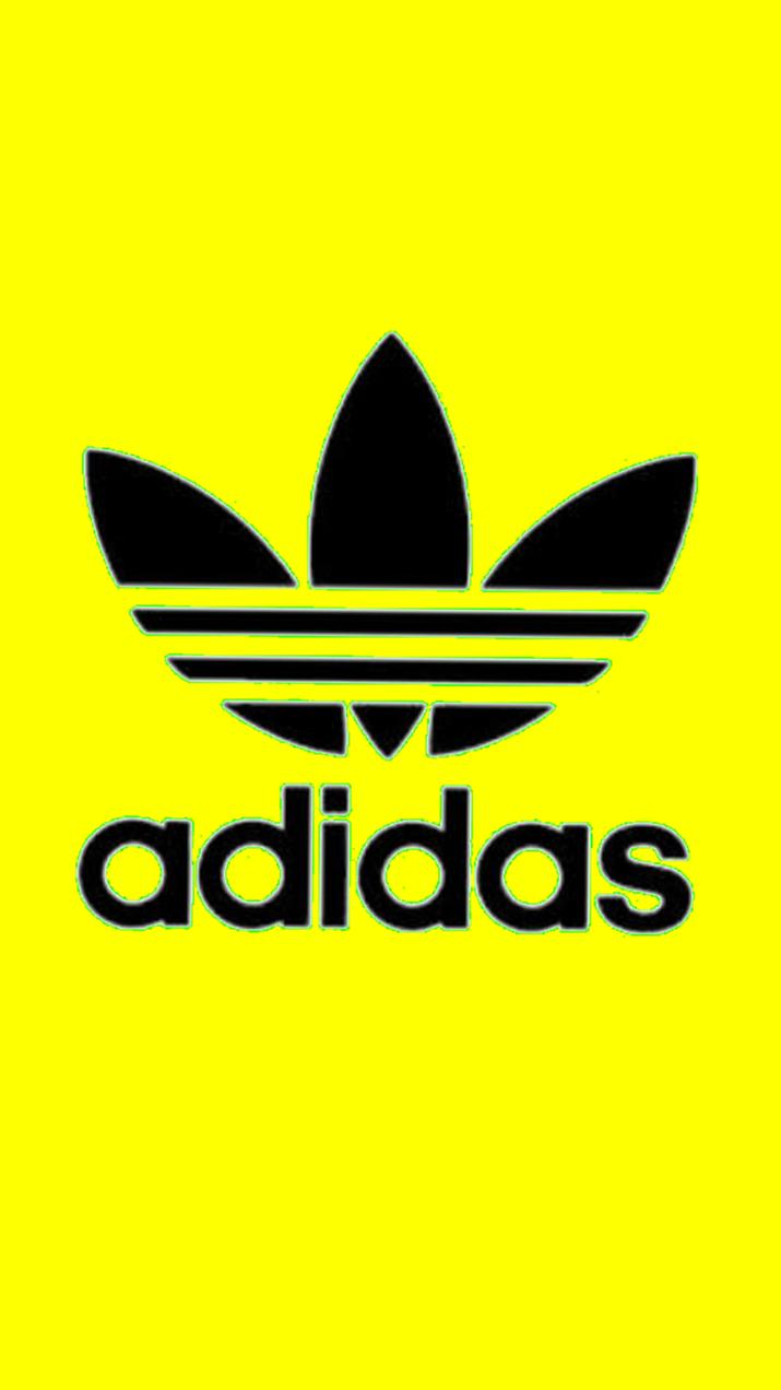 Adidas 壁紙 黄色 60793206 完全無料画像検索のプリ画像 Bygmo