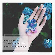 # 英語 可愛い 花 大好き 加工 プリ画像