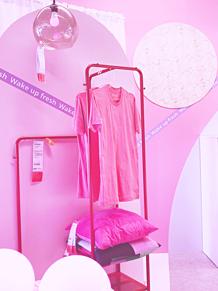 ピンクの新生活の画像(新生活に関連した画像)