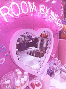 ピンクのミラーの画像(ガーリーに関連した画像)