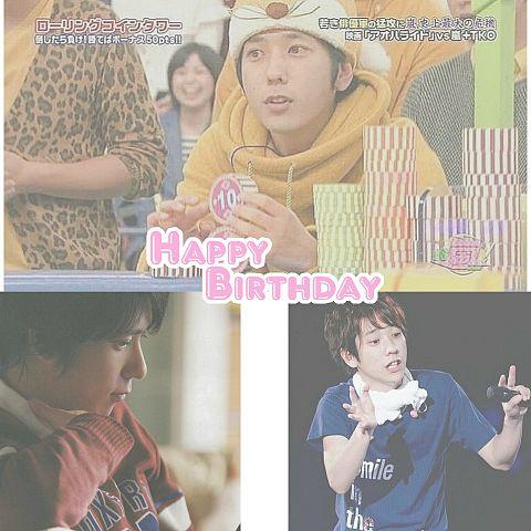 HAPPYBIRTHDAY.🎉💛の画像(プリ画像)