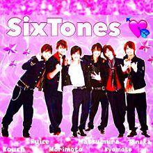 SixTones プリ画像