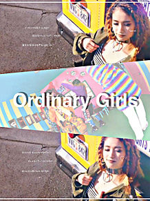 -22.Ordinary Girls-の画像(プリ画像)