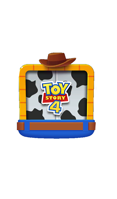トイ4   トイストーリー  ロゴ   POP  TOWNの画像(プリ画像)