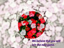 We believe that you will winの画像(プリ画像)