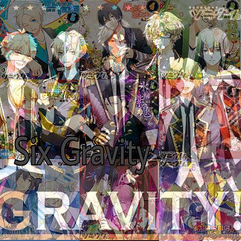 Six Gravity加工の画像(プリ画像)