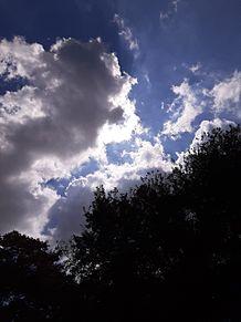 空、雲☁️skyの画像(skyに関連した画像)