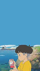 崖の上のポニョの画像(崖の上のポニョに関連した画像)
