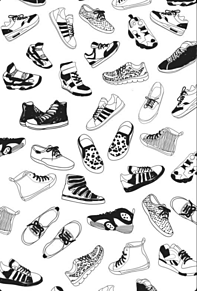 靴 スニーカー 背景 可愛いの画像(可愛い背景に関連した画像)