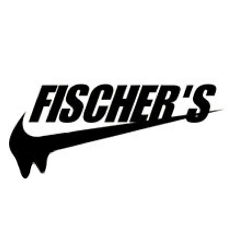 Fischer's  NIKE加工の画像(プリ画像)