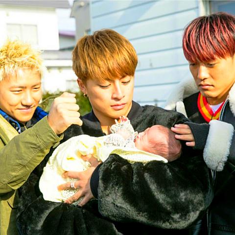 ダンサー3人組♥GENERATIONS!の画像(プリ画像)