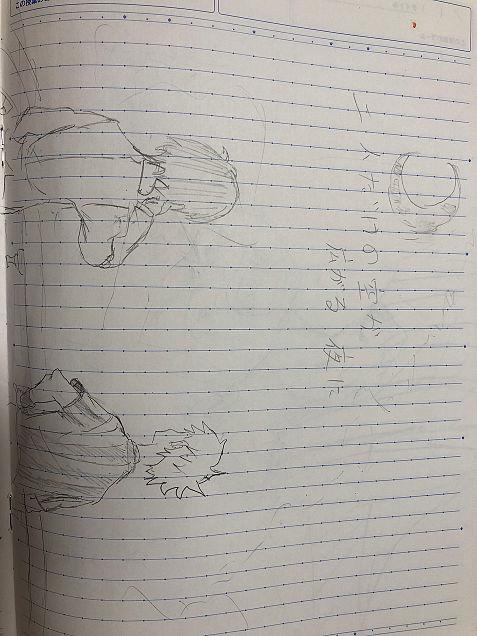 異世界主役YOASOBI夜に駆けるアナログMADの画像(プリ画像)