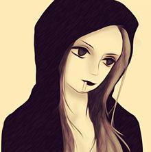 パーカー女子の画像(フリーイラストに関連した画像)