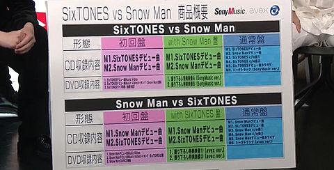 Snow Man SixTONESの画像(プリ画像)