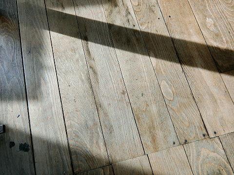 太陽光 木目調の画像(プリ画像)