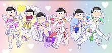 おそ松さん 天使のアイドルin マルイの画像(中村悠一 櫻井孝宏に関連した画像)