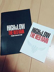 HiGH&LOW THE RED RAINの画像(プリ画像)