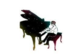 ピアノ少年の画像(ピアノ イラストに関連した画像)