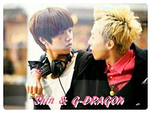 Shin&G-DRAGONの画像(プリ画像)