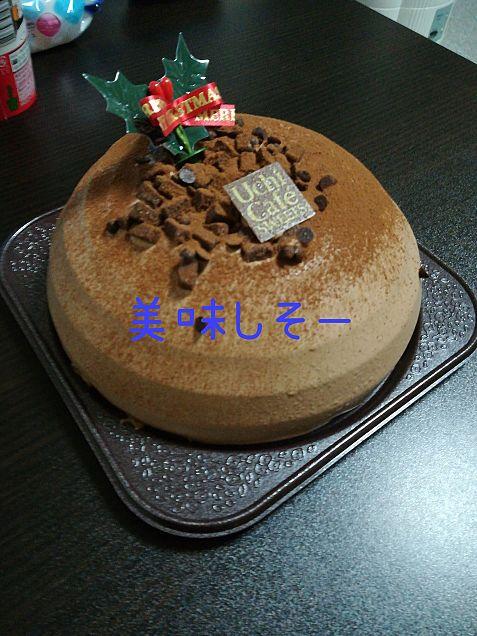 ケーキ買ったよー。美味しそーの画像(プリ画像)
