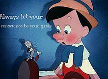 ピノキオ 名言の画像(プリ画像)