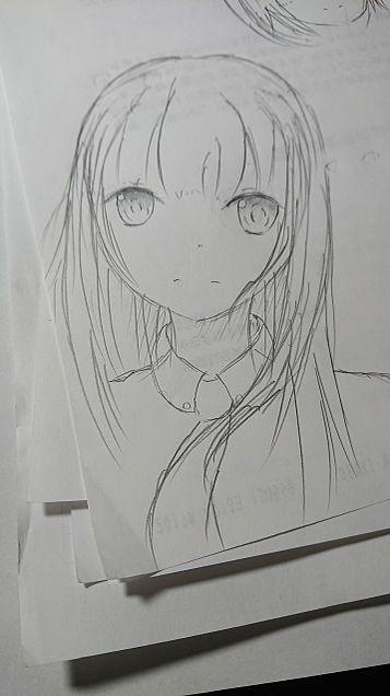 女の子 ロングの画像(プリ画像)