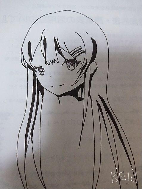 バニーガール先輩の画像(プリ画像)
