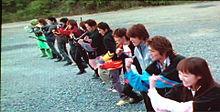 忍風戦隊ハリケンジャーVSガオレンジャーの画像(ガオレンジャーに関連した画像)