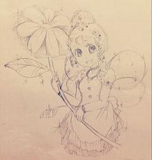 ❁お花の妖精さん❁の画像(プリ画像)