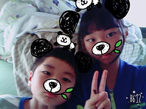 ★弟と私★の画像(プリ画像)