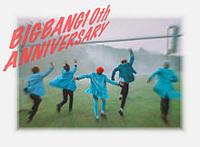 BIGBANG 10thANNIVERSARYの画像(プリ画像)