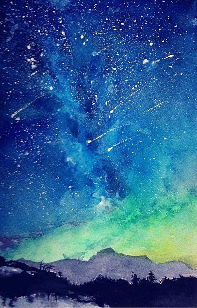 星空☆壁紙