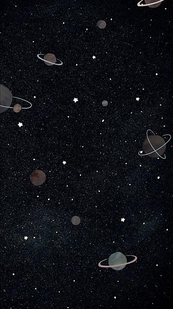 星空✩☪︎⋆。˚✩壁紙の画像(プリ画像)